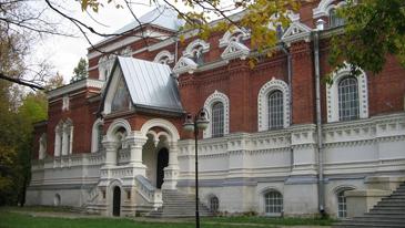 Георгиевский собор в Гусь-Хрустальном