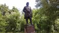 Памятник Акиму Мальцову в Гусь-Хрустальном