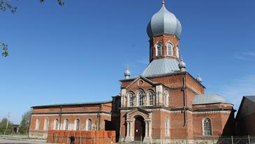 Захарово. Церковь Иоанна Богослова